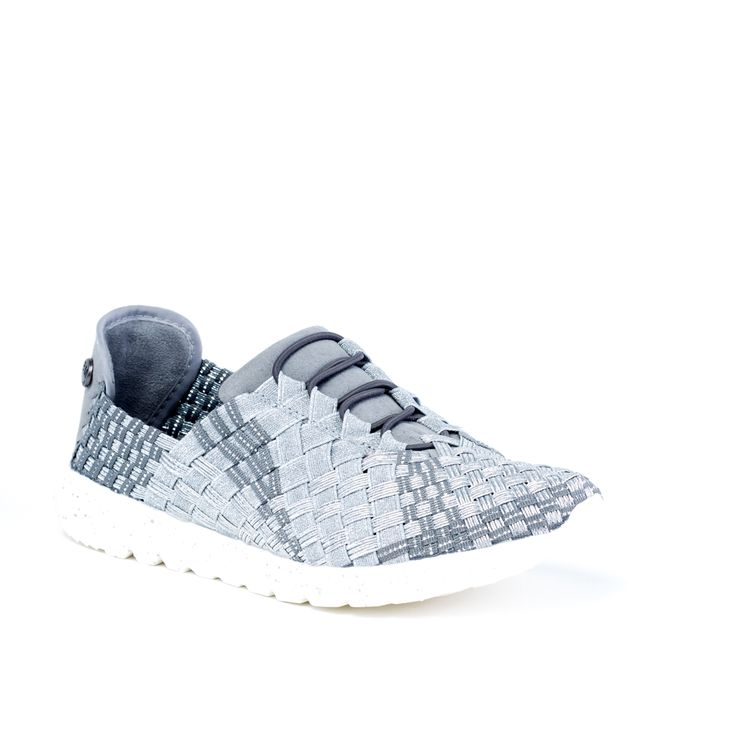 Runners Victoria Silver Grey