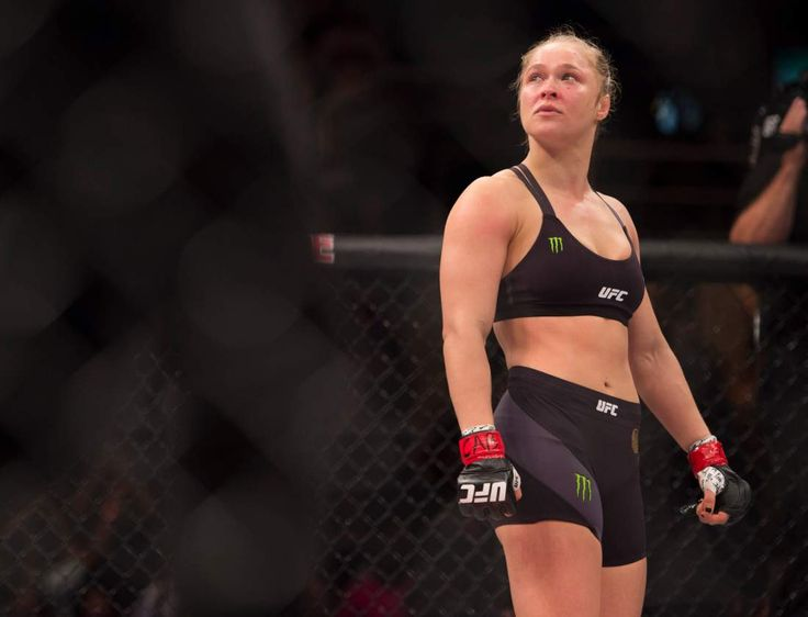Ronda Rousey Says She Could Beat Floyd Mayweather In a No Rules Fight - TIME #Rousey, #Mayweather, #Sport