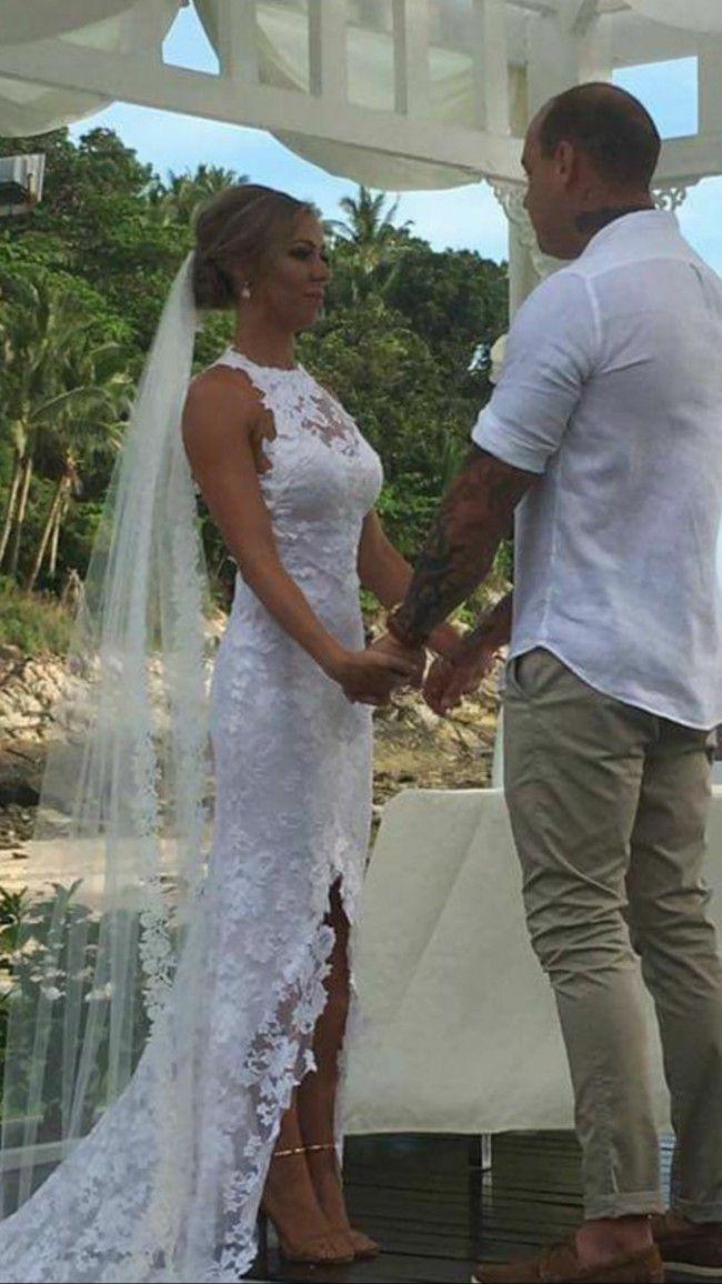 Grace Loves Lace Alexandra dress Wedding Dress