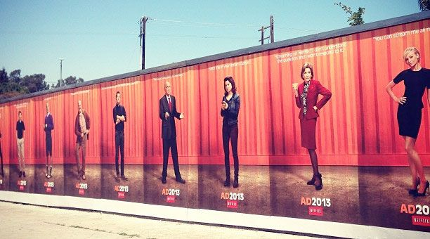 All New 'Arrested Development' On Netflix Promo Posters Are Taking Over A City Near You