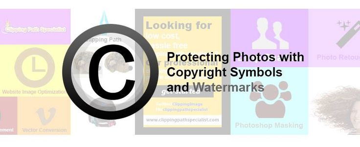 Protecting Photos with Copyright