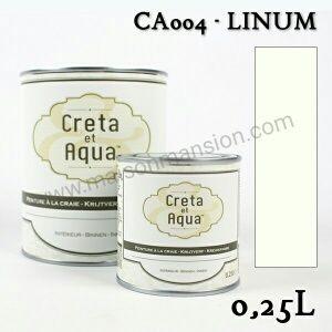 Krijtverf Creta et Aqua 250 ml Helder Wit bij Maisonmansion www.maisonmansion.com