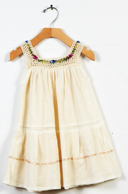 I think I can make this dress.
