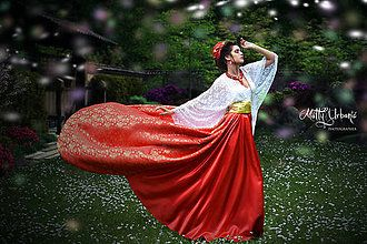 Sukne - sukňa GEISHA - 5603997_