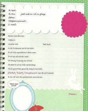 Klassenboek :: jufLinda