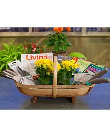 40 best gardening gift ideas images on pinterest plants vegetable gardening gift basket workwithnaturefo