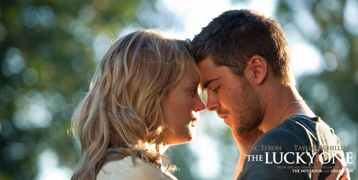 THE LUCKY ONE starring Zac Efron