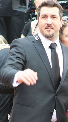 Joey Fatone, 1977 singer, actor, television personality.