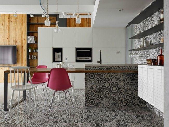 Dit appartement in Taiwan laat zien dat stoer en lief best samen kan - Roomed   roomed.nl