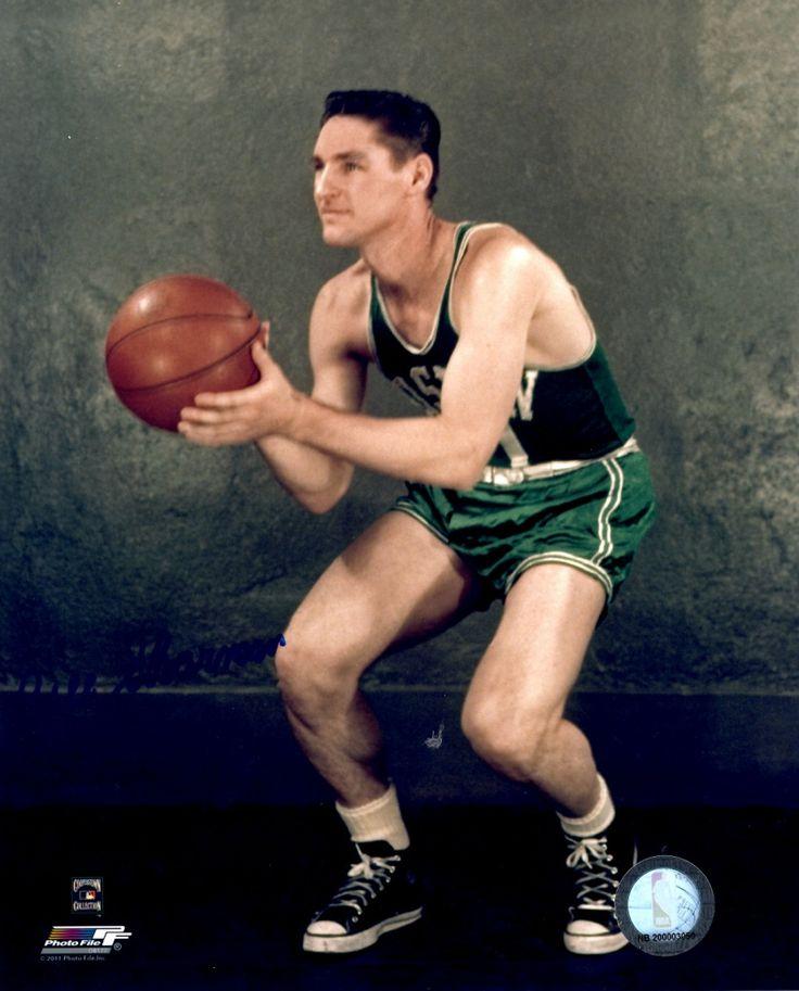 42. Bill Sharman, PG, Washington Capitols and Boston Celtics