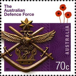 The Australian Defence Force