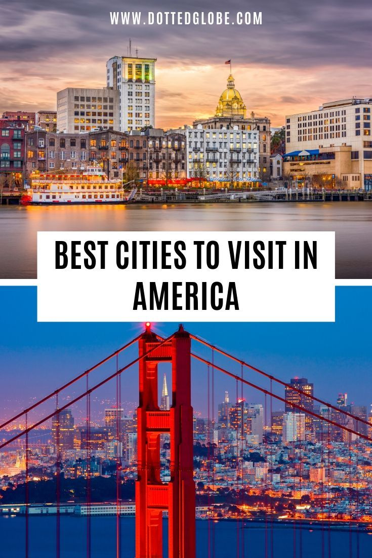 22 Best City Breaks In The Usa In 2020 Best Cities Travel Usa Weekend Getaways Usa