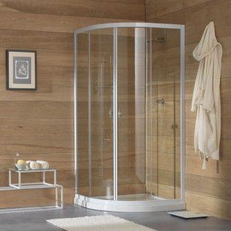 Box doccia economico 90x90 semicircolare