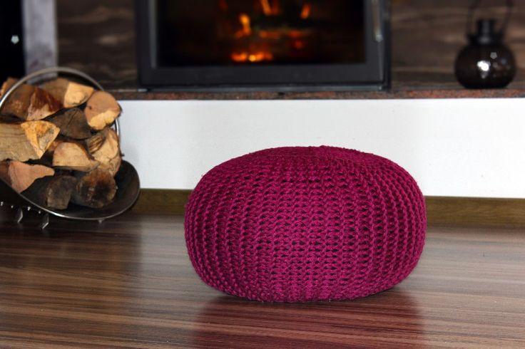 Knitt Puff