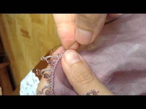 Aynur Şimşek İğne Oyası 5. Video - YouTube