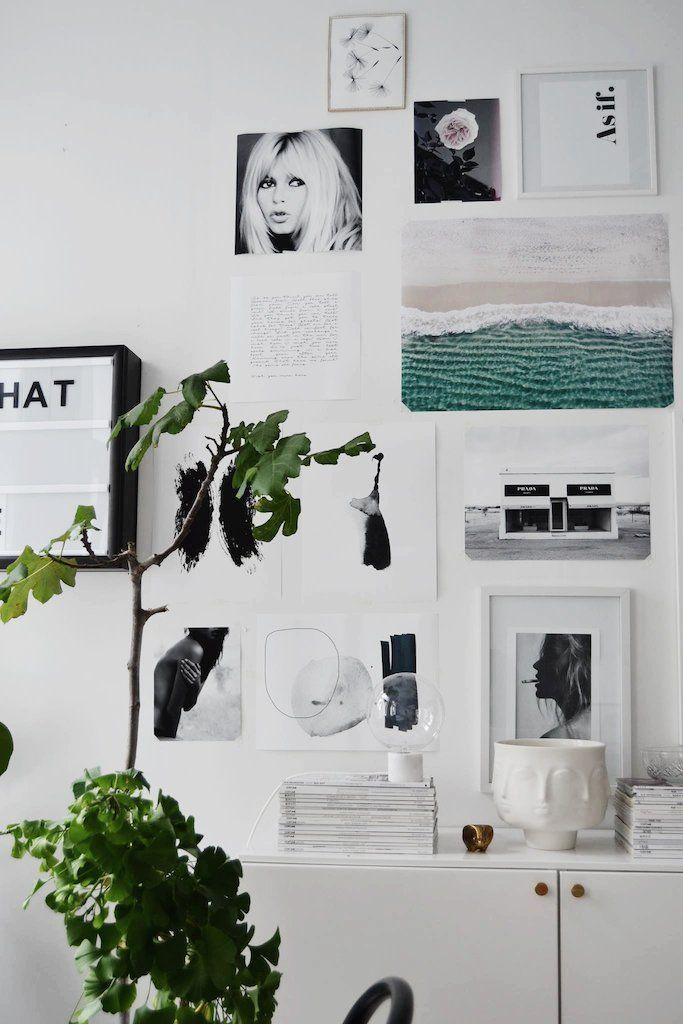 les 25 meilleures id es de la cat gorie mur d 39 affiches sur pinterest affiches de chambre. Black Bedroom Furniture Sets. Home Design Ideas