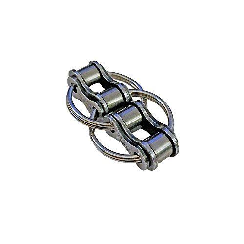 Smooth Roller Chain Link Fidget   Stress Toy ** For more information, visit image link. (Amazon affiliate link)