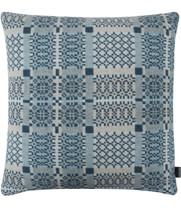 Bring true welsh design to your home with this Melin Tregwynt cushion.