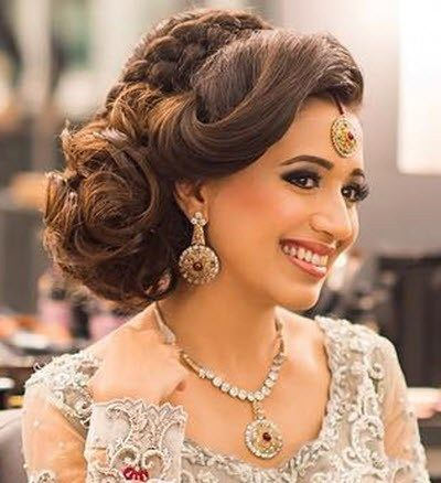 20+ Simple Juda Hairstyles & Bridal Juda Hairstyles Designs 2020 | Side bun hairstyles, Indian ...