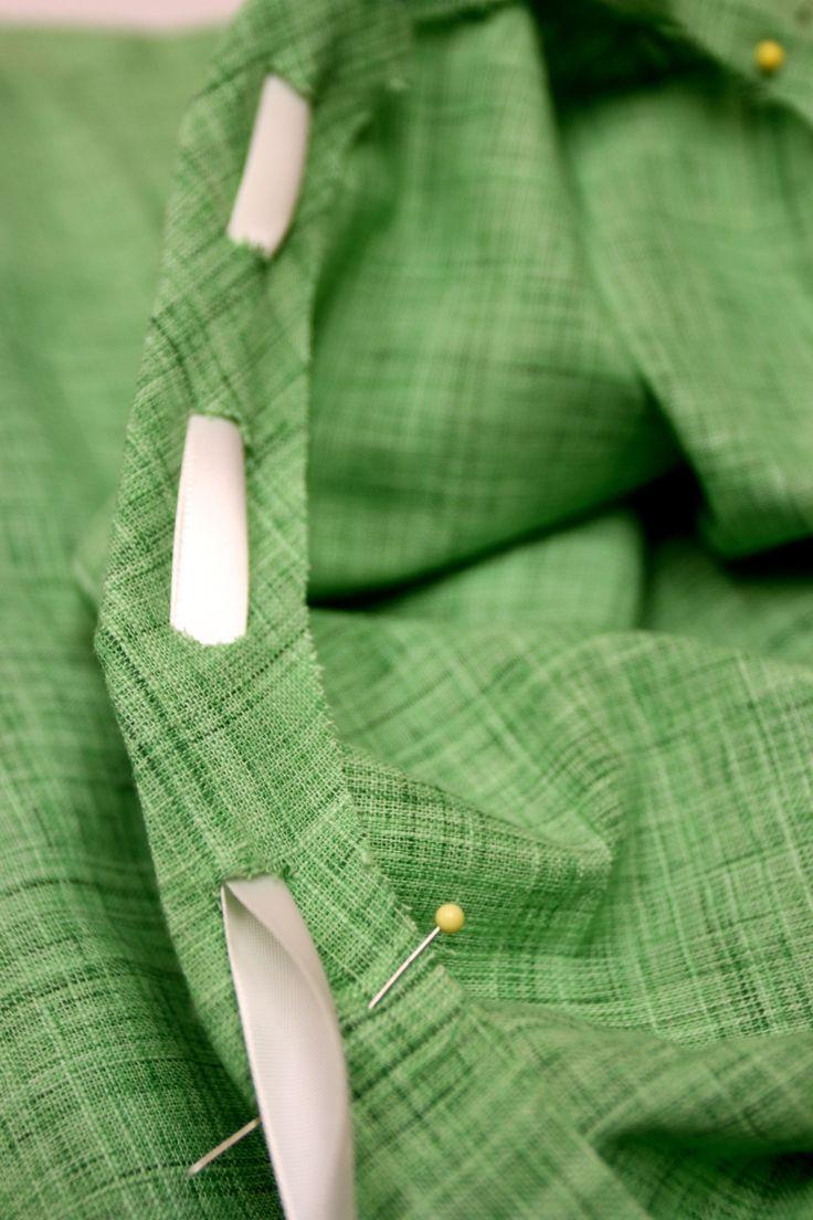 no sew skirt // DIY