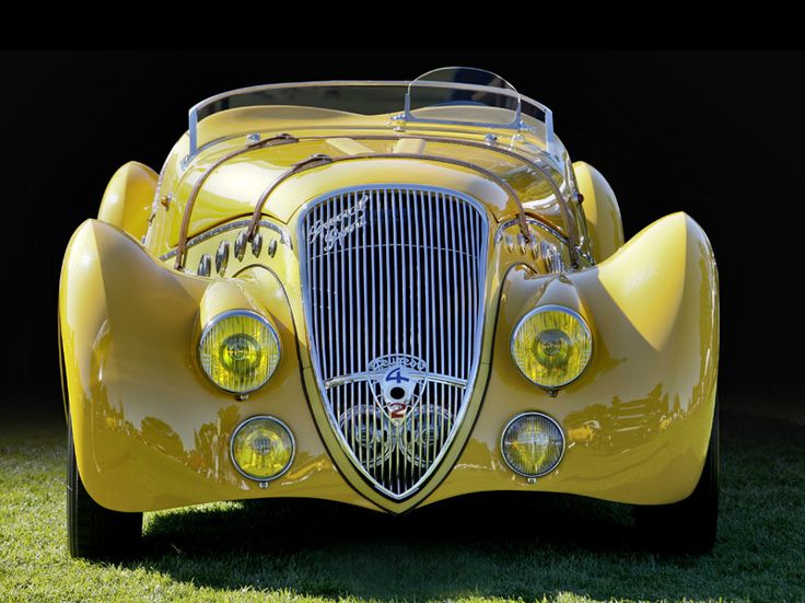 1938 Peugeot 402 Darl'mat Legere Special Sport Roadster...Brought to you by #House of #Insurance in #EugeneOregon