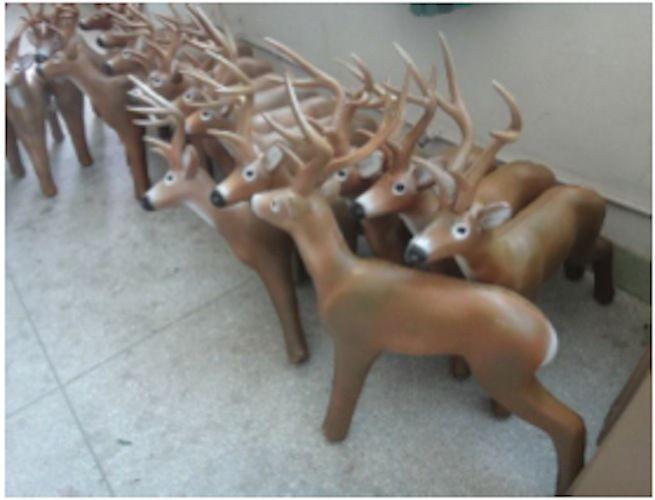 SR Archery - 3D Deer, Target Butt / 3D Target / Arrow Stop / Target