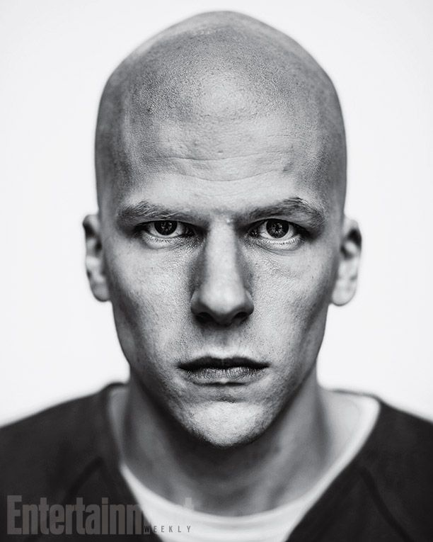 First Look at Jesse Eisenberg's Lex Luthor in BATMAN V SUPERMAN: DAWN OF JUSTICE — GeekTyrant