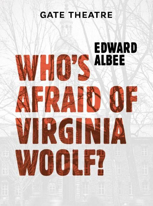Who's Afraid of Virginia Woolf? by Edward Albee at The Gate Theatre