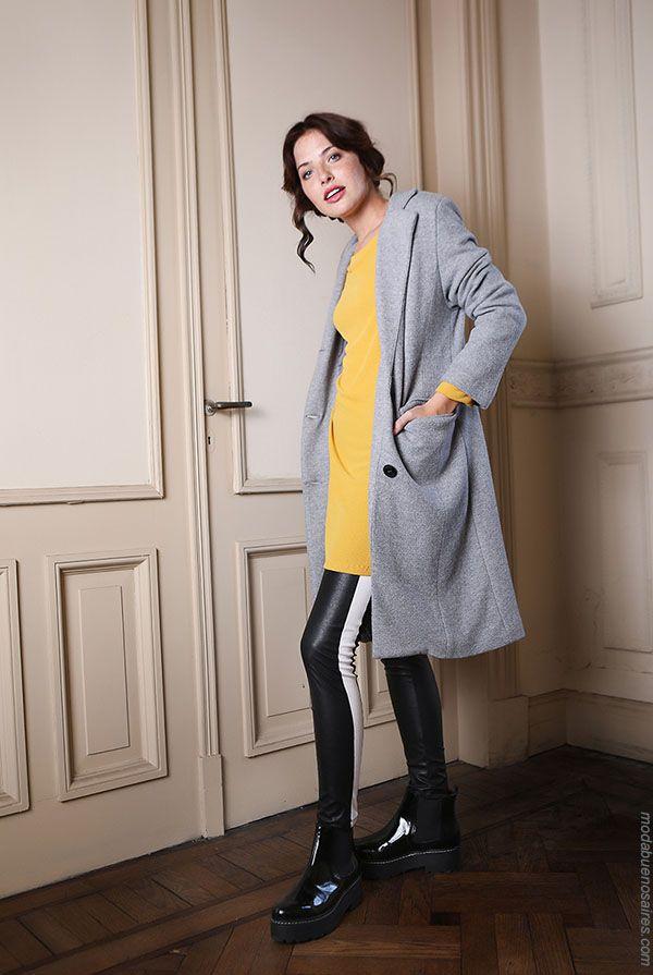 543c97c0ab2 Moda otoño invierno 2018 urbana y femenina  Estilo juvenil en la propuesta  de moda de Cenizas