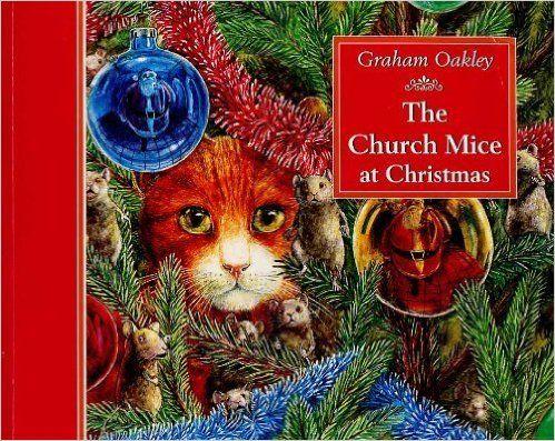 Church Mice at Christmas: Graham Oakley: 9780333493397: Books - Amazon.ca