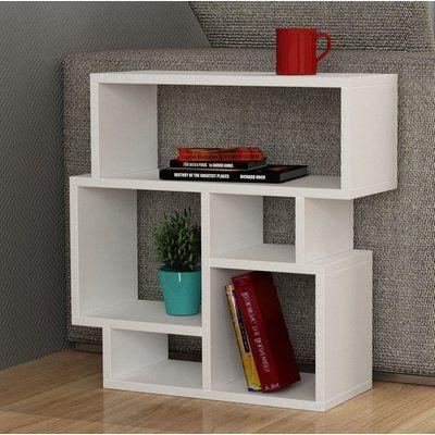 """Decortie Design Karma 22"""" Cube Unit Bookcase"""