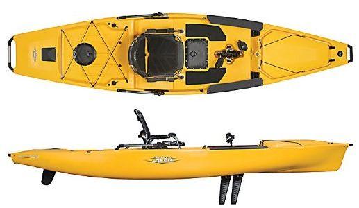 Hobie Mirage Pro Angler 14 Pedals