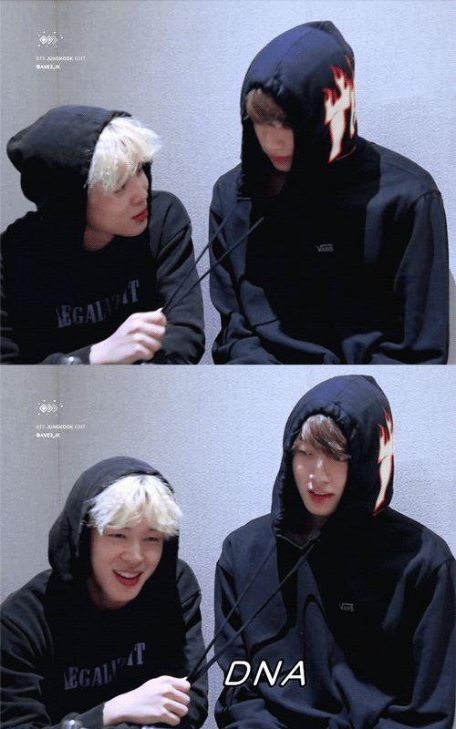 """""""Jungkook is mine"""" - we got it Jimin #nowplsstop #Jikook #Kookmin"""