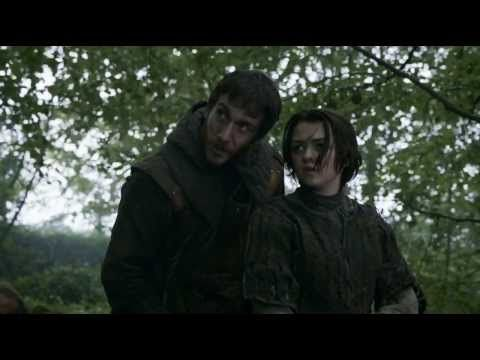 Game of Thrones - The Red Woman meeting Thoros of Myr Featuring Paul Kaye - YouTube