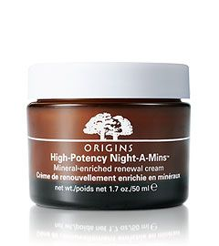 High-Potency Night-A-Mins™ Mineral-enriched renewal cream