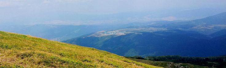 National park Rila, Bulgaria