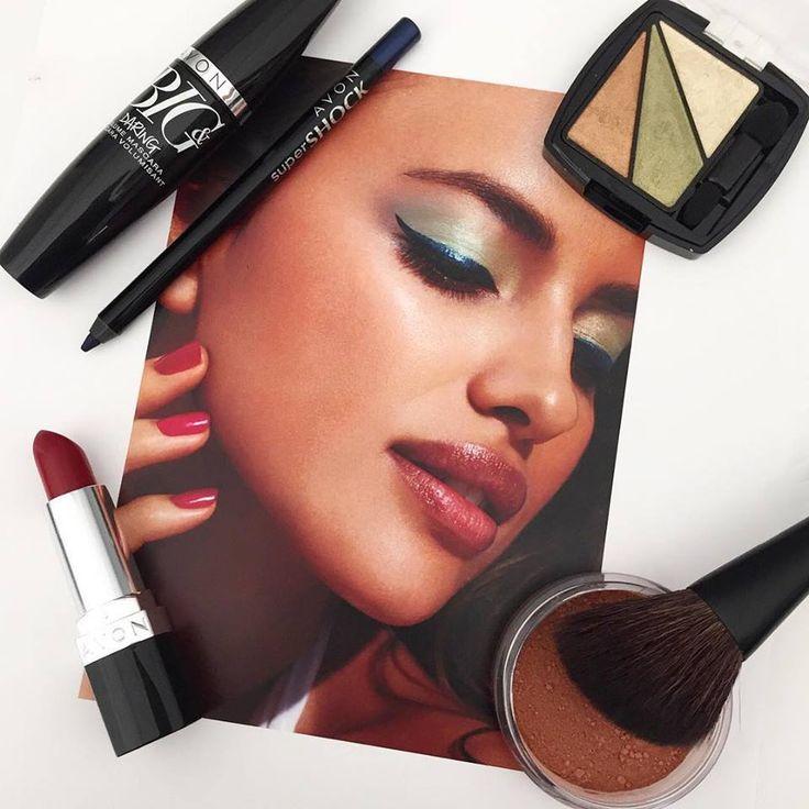 Avon макияж купить косметику с бесплатной доставкой по всей россии