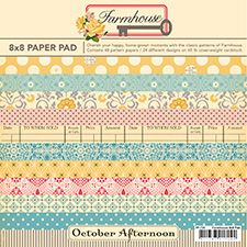 I like this paper pack. Ask   Bobbie to order some with the ephemera, Product # PP724