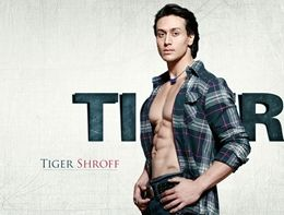Heropanti Actor Tiger Shroff Hot Body HD Wallpapers Download at Hdwallpapersz.net