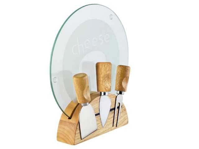 Cheese knife set at Kitchen Accesories | Ignition Marketing Corporate Gifts