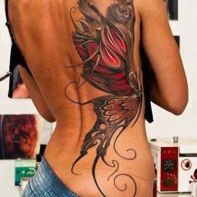 39897f0c7af79ca8ea9fb391bbce447e Beautiful Rib Tattoo