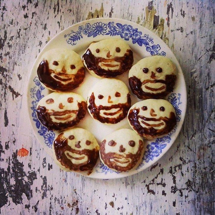 цену печенье с прикольными картинками нас деревне