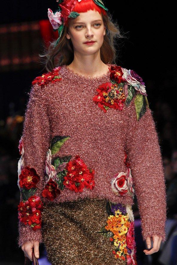 Dolce & Gabbana - Autumn/Winter 2016-17 Ready-To-Wear - MFW (Vogue.co.uk)