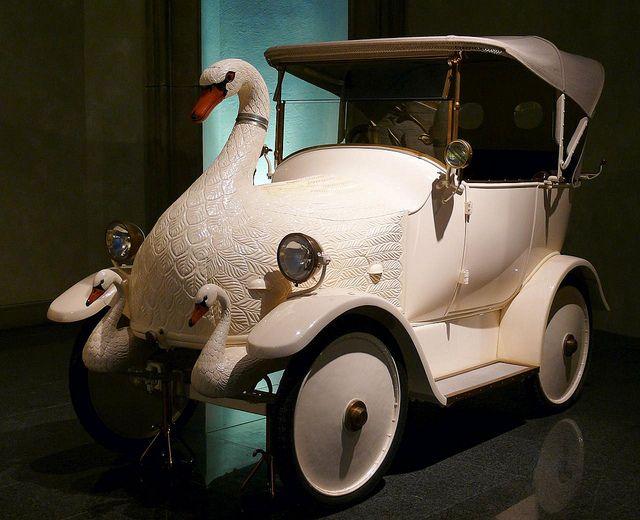Wonderful 1920 Cygnet Swan Car