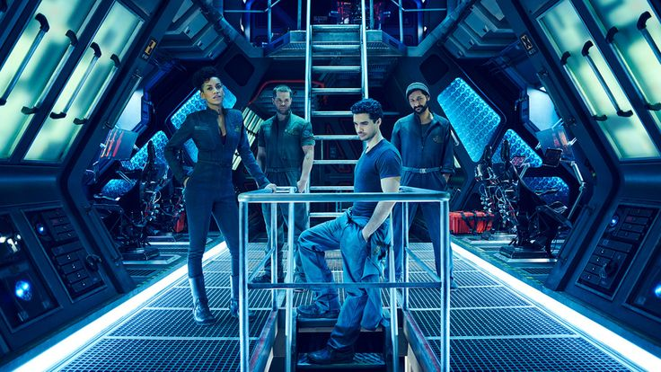 The Expanse, Space, The Donnager, The Expanse TV Series Background HD
