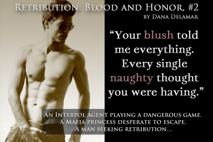 """""""Your blush told me everything. Every single naughty thought you were having."""""""