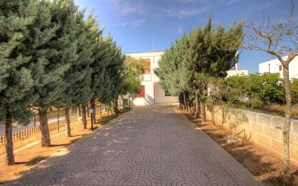 vialetto ingresso appartamento piano terra
