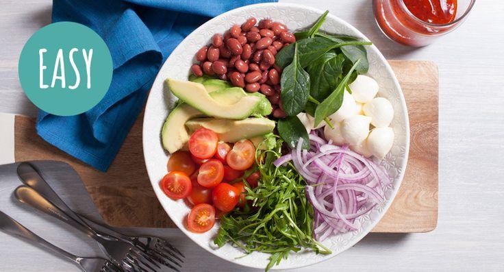 » Rocket & Bocconcini Salad