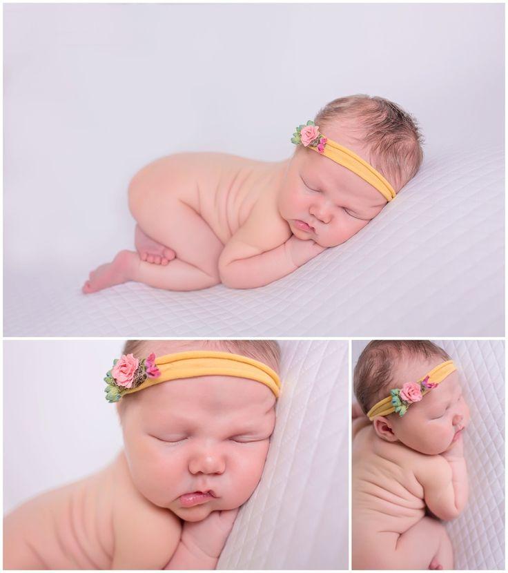 Baby girl photos newborn girl in yellow newborn photo session inspiration newborn poses