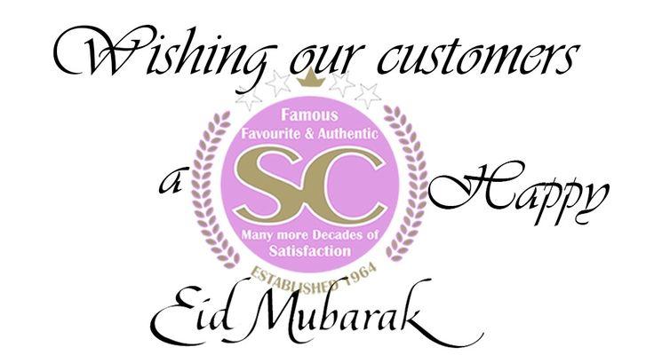 Wishing all our customers a Happy Eid Mubarak from Sweet Centre. 106 Lumb Lane  BD8 7RS Tel: 01274 725454 www.sweetcentrebradford.co.uk  #est1964 #50years #bradford #yorkshire #finest #eidmubarak #sweetcentre